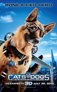 Cats & Dogs The Revenge of Kitty Galore (2010) สงครามพยัคฆ์ร้ายขนปุย 2 ตอน คิตตี้ กาลอร์ ล้างแค้น