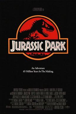 Jurassic Park (1993) กำเนิดใหม่ ไดโนเสาร์