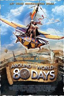 Around the World in 80 Days (2004) เฉินหลง 80 วันจารกรรมฟัดข้ามโลก