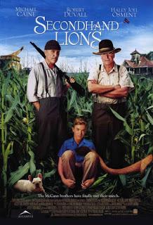 Secondhand Lions (2003) ผจญภัยเหนือทุ่งฝัน