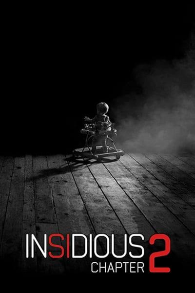 Insidious Chapter 2 (2013) วิญญาณยังตามติด 2