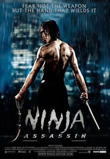 Ninja Assassin (2009) แค้นสังหาร เทพบุตรนินจามหากาฬ