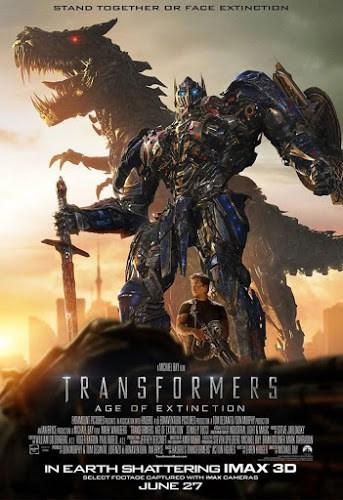 ทรานส์ฟอร์เมอร์ส 4 Transformers : Age of Extinction (2014)
