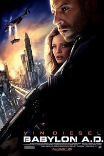 Babylon A.D. (2008) บาบิลอน เอ.ดี. ภารกิจดุ กุมชะตาโลก