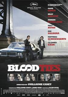 Blood Ties (2013) สายเลือดพันธุ์ระห่ำ