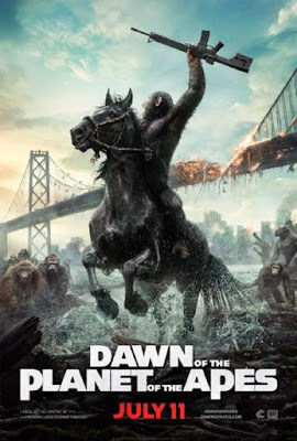 Dawn of The Planet of The Apes (2014) รุ่งอรุณแห่งพิภพวานร ภาค 3