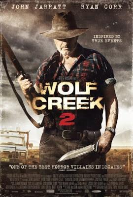 Wolf Creek 2 (2013) หุบเขาสยองหวีดมรณะ