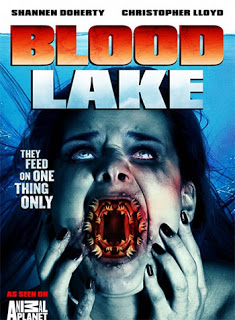 Blood Lake Attack of the Killer Lampreys (2014) พันธุ์ประหลาดดูดเลือด