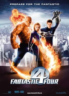 Fantastic Four (2005) แฟนตาสติค โฟร์ สี่พลังคนกายสิทธิ์
