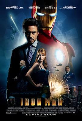 Iron Man 1 (2008) ไอรอนแมน มหาประลัยคนเกราะเหล็ก