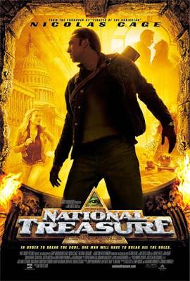 National Treasure (2004) ปฏิบัติการเดือด ล่าขุมทรัพย์สุดขอบโลก