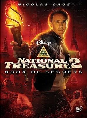 National Treasure Book of Secrets (2007) ปฏิบัติการเดือด ล่าบันทึกสุดขอบโลก