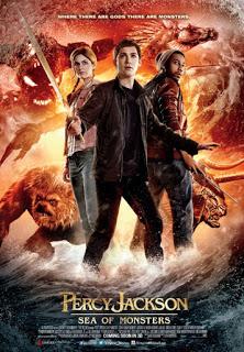 Percy Jackson Sea of Monsters (2013) เพอร์ซีย์ แจ็กสัน กับอาถรรพ์ทะเลปีศาจ