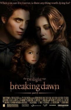 The Twilight Saga Breaking Dawn Part 2 (2012) แวมไพร์ ทไวไลท์ 5 เบรคกิ้ง ดอว์น ภาค 2