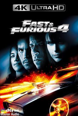 Fast & Furious 4 (2009) เร็ว แรงทะลุนรก 4 ยกทีมซิ่ง แรงทะลุไมล์