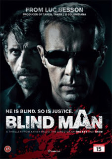 Blind Man (2012) เกมลวงล่ามรณะ