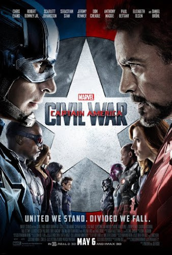 Captain America 3 Civil War (2016) กัปตัน อเมริกา ศึกฮีโร่ระห่ำโลก