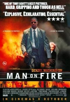 Man On Fire (2004) แมน ออน ไฟร์ คนจริงเผาแค้น