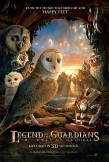 Legend of the Guardians The Owls of Ga'Hoole (2010) มหาตำนานวีรบุรุษองครักษ์