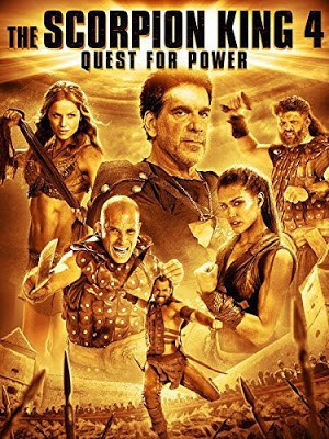 The Scorpion King 4 Quest for Power (2015) เดอะ สกอร์เปี้ยน คิง 4 ศึกชิงอำนาจจอมราชันย์