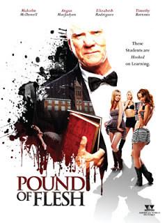 Pound Of Flesh (2015) มหาลัยเนื้อสด