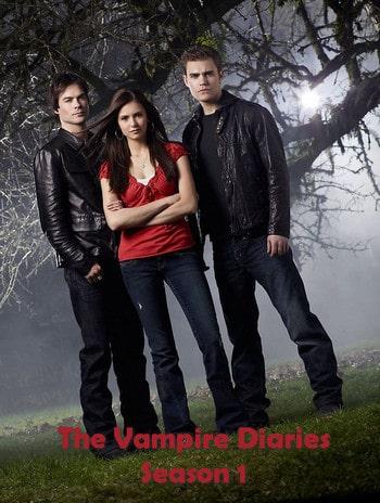 The Vampire Diaries Season 1 Ep.1-Ep.22 (End) (ซับไทย)