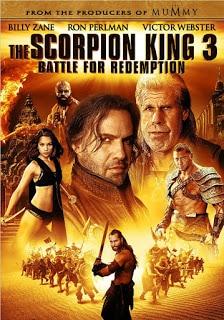 The Scorpion King 3 Battle For Redemption (2012) สงครามแค้นกู้บัลลังก์เดือด