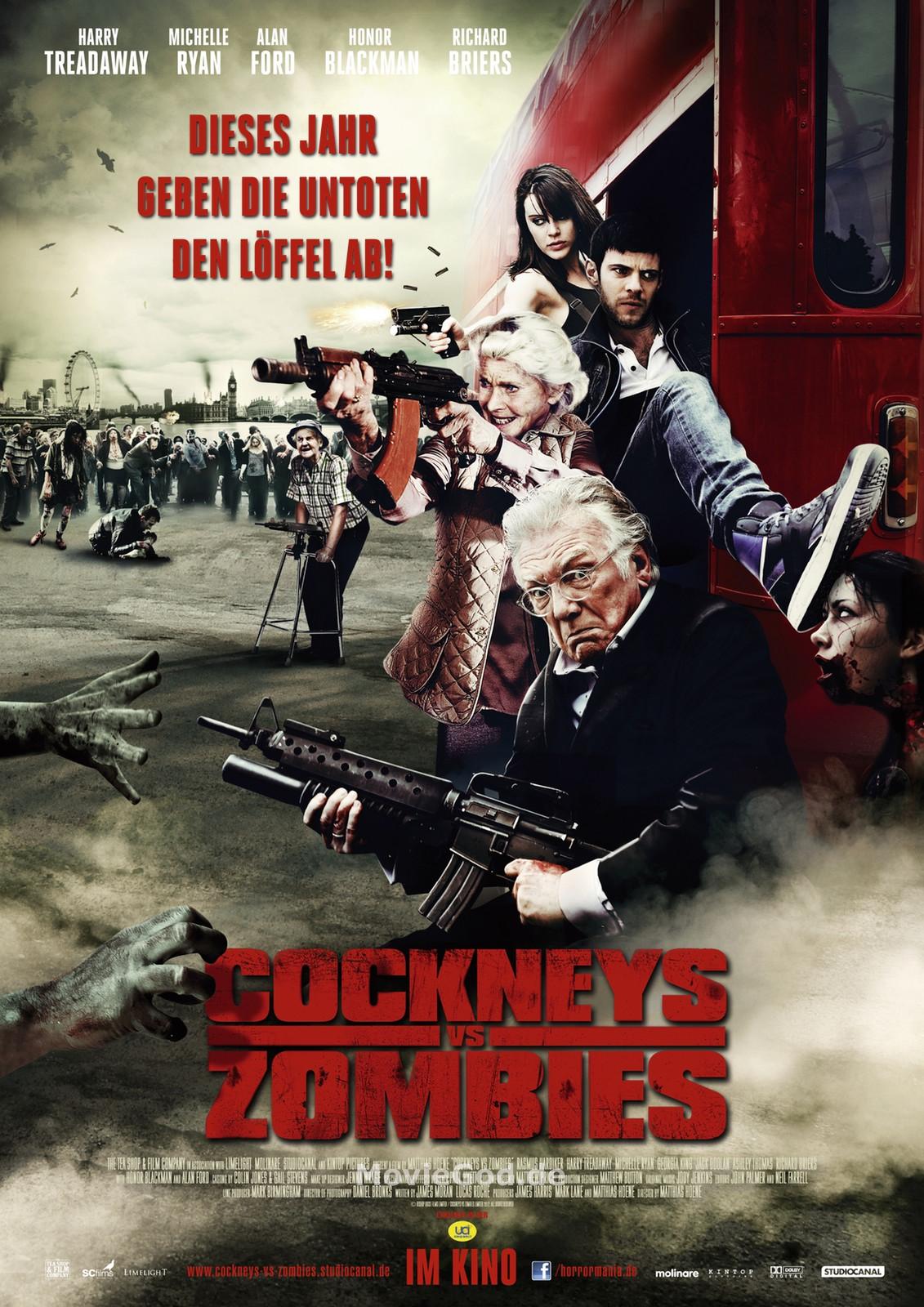 Cockneys VS Zombies (2012) แก่เก๋า ปะทะ ซอมบี้