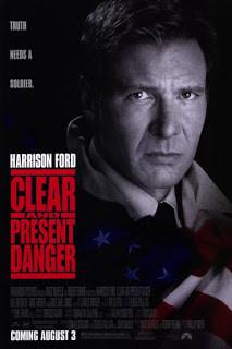 Clear and Present Danger (1994) แผนอันตรายข้ามโลก