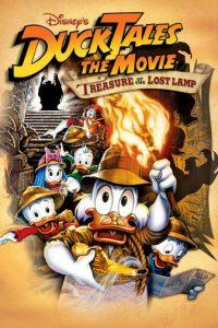 Ducktales The Movie Treasure of The Lost Lamp (1990) ตำนานเป็ด ตอน ตะเกียงวิเศษกับขุมทรัพย์มหัศจรรย์