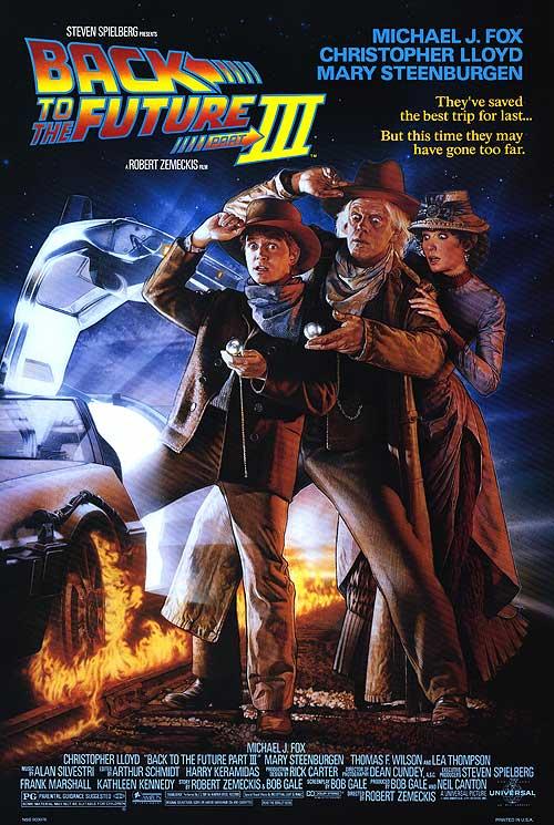 Back To The Future 3 (1990) เจาะเวลาหาอดีต ภาค 3