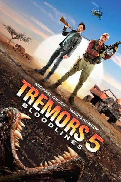 Tremors 5 : Bloodline (2015) ทูตนรกล้านปี ภาค 5