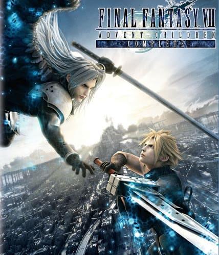 Final Fantasy VII: Advent Children Complete (2009) ไฟนอล แฟนตาซี 7 [ซับไทย]