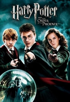 Harry Potter and the Order of the Phoenix (2007) แฮร์รี่ พอตเตอร์กับภาคีนกฟีนิกซ์