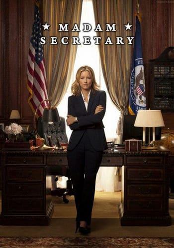 Madam Secretary Season 1 ยอดหญิงแกร่งแห่งทำเนียบขาว ปี 1 ตอน 1-22 จบ (ซับไทย)
