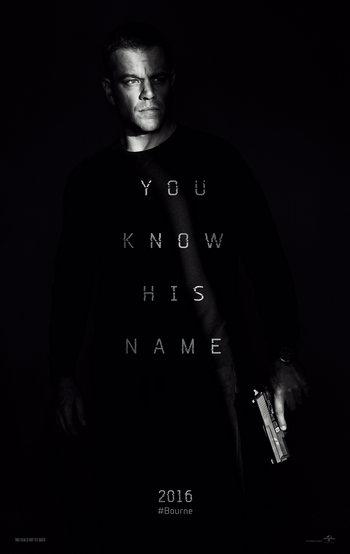 Jason Bourne (2016) เจสัน บอร์น ยอดจารชนคนอันตราย