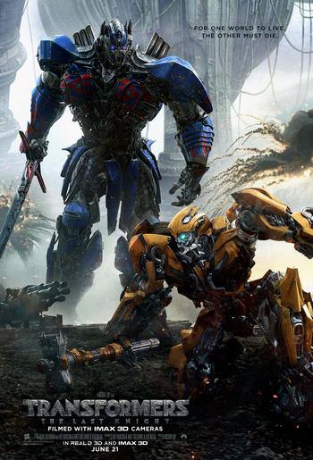 Transformers 5 The Last Knight (2017) ทรานส์ฟอร์เมอร์ส 5 อัศวินรุ่นสุดท้าย