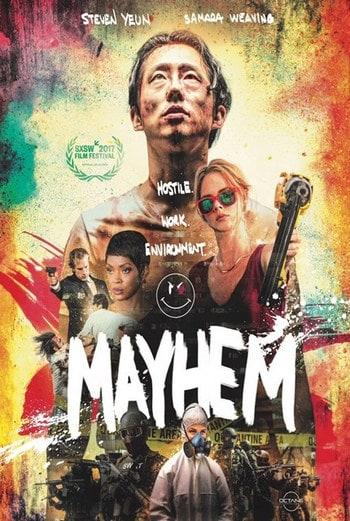 Mayhem (2017) เชื้อคลั่ง พนักงานพันธุ์โหด [ซับไทย]