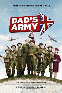 Dad's Army (2016) กองร้อยป๋าล่าจารชน [ซับไทย]