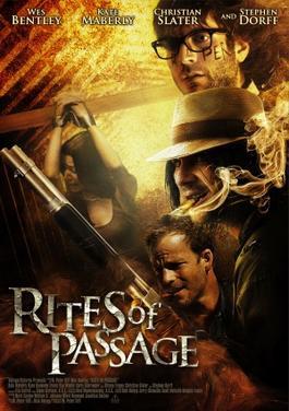Rites of Passage (2012) ปาร์ตี้เลือดเชือดไม่เลี้ยง