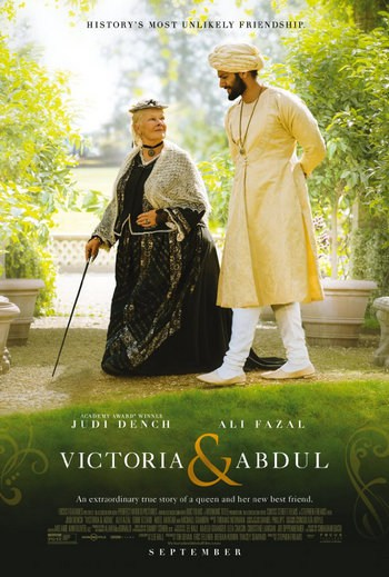 Victoria & Abdul (2017) ราชินีและคนสนิท