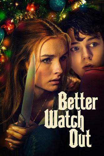 Safe Neighborhood (Better Watch Out) (2016) โดดเดี่ยว เดี๋ยวก็ตาย