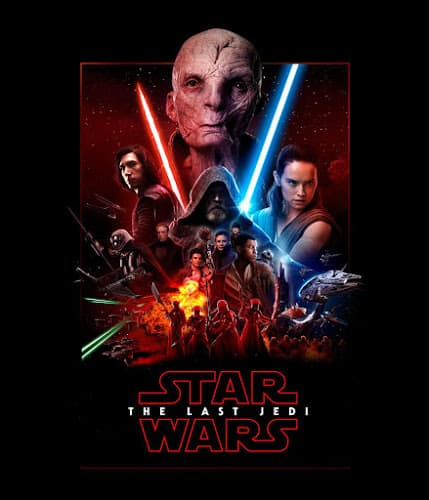 Star Wars Episode VIII – The Last Jedi (2017) สตาร์ วอร์ส ปัจฉิมบทแห่งเจได