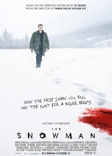 The Snowman (2017) แฮร์รี โฮล กับคดีฆาตกรมนุษย์หิมะ (ซับไทย)