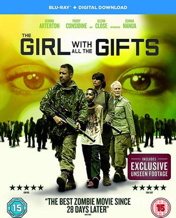 The Girl with All the Gifts (2016) เชื้อนรกล้างซอมบี้ [ซับไทย]