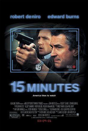 15 Minutes (2011) คู่อำมหิต ฆ่าออกทีวี