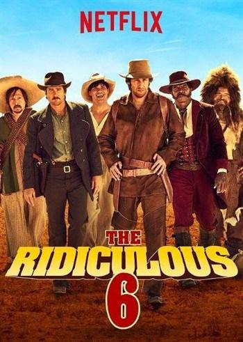 The Ridiculous 6 (2015) หกโคบาลบ้า ซ่าระห่ำเมือง [ซับไทย]