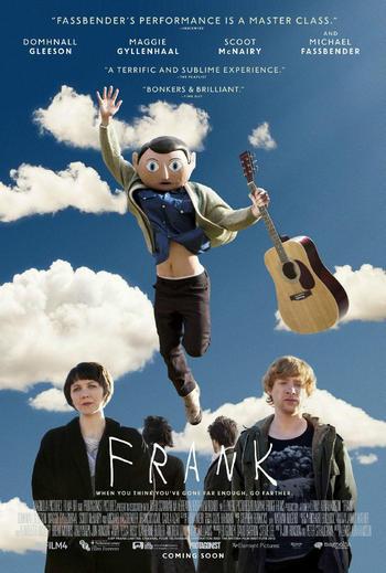 Frank (2014) แฟรงค์ [ซับไทย]