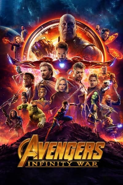 Avengers 3 Infinity War (2018) อเวนเจอร์ส 3 มหาสงครามล้างจักรวาล