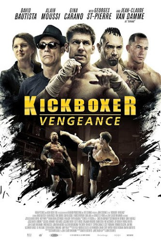 Kickboxer Vengeance (2016) สังเวียนแค้น สังเวียนชีวิต 2 [ซับไทย]